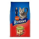 Affinity Brekkies Cat Buey Verduras Y Cereales - 1.5 KG