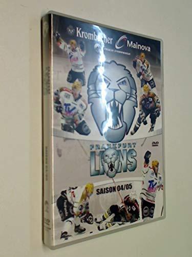 Frankfurt Lions Saison 2004 / 2005 (Dokumentarfilm, Eishockey DVD) 4012019971260