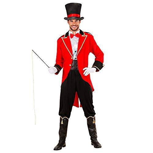 Widmann Costume 89142 de dresseur de Tigre - pour Adulte