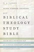 Holy Bible: New International Version, Biblical Theology Study Bible, Comfort Print; Follow God's Redemptive Plan As It Unfolds Throughout Scripture