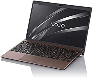 VAIO (バイオ) モバイルノートPC SX12 i5 VJS12190511T ブラウン [Core i5・12.5インチ・Office付き・SSD 256GB・メモリ 8GB]