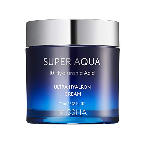 MISSHA Super Aqua Ultra Hyalron Creme, 70 ml