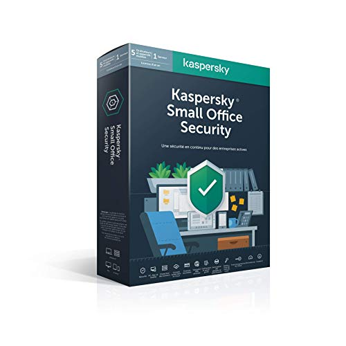 Kaspersky Small Office Security 7.0 (5 Postes + 1 Server)|7|5|1|PC, MAC|Telechargement