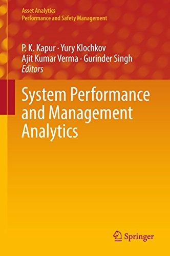 System Performance and Management Analytics (Asset Analytics) (English Edition)