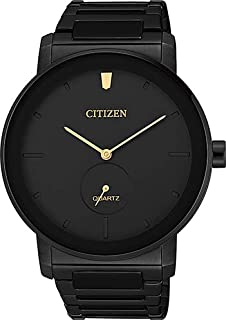 Citizen Analog Black Dial Men's Watch-BE9187-53E