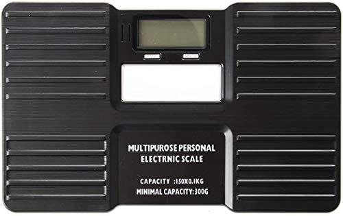 Básculas Electrónicas Portátiles, Básculas De Peso, Básculas De Precisión para El Cuidado De La Salud En El Hogar, Básculas De Pérdida De Peso para Adultos, 150 Kg De Báscula Electrónica Digital para