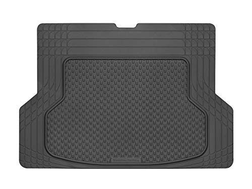 WeatherTech Universal Trim to Fit All Weather Cargo Mat for SUV Floor, Car Trunk Liner, Automotive Vehicle - Black