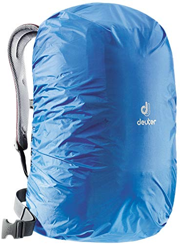 Deuter Unisex-Adult Raincover Mini Regenhülle, Coolblue, 20-32 Liter