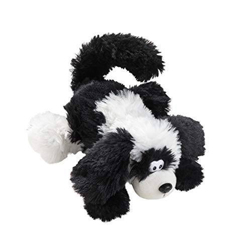 Collections Etc Laughing and Rolling Dog Animated and Noisemaking Toy - Fun Entertainment for Your Pet