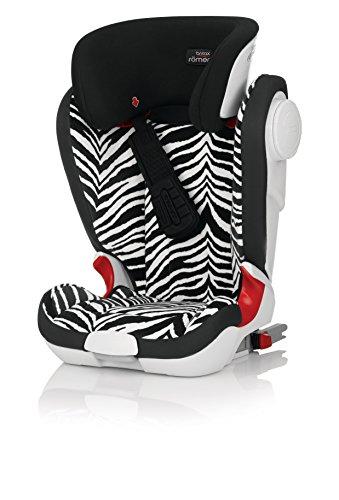 Britax Römer Autositz Kidfix XP Sict, Gruppe 2-3,, Kollektion 2015, 15 - 36 kg, Smart Zebra