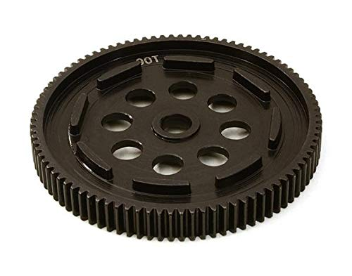 Integy RC Model Hop-ups C26876 Billet Machined Steel Spur Gear 90T for HPI 1/10 Jumpshot MT, SC & ST