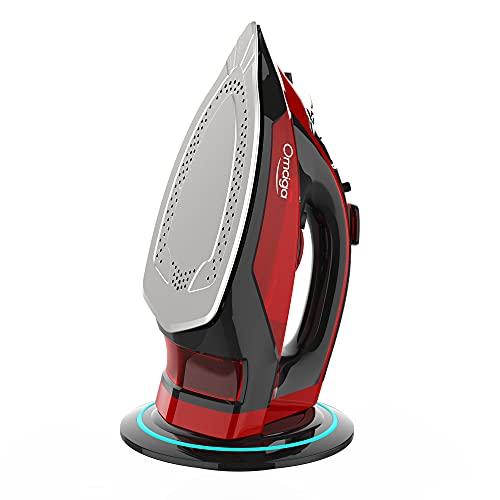 OMAIGA Cordless Iron, 1500W Cordles…