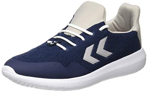 hummel Unisex-Erwachsene ACTUS Trainer 2.0 Sneaker, Navy,42 EU
