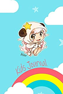 Aries Kids Journal