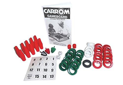 Carrom 029.01 Equipment Set