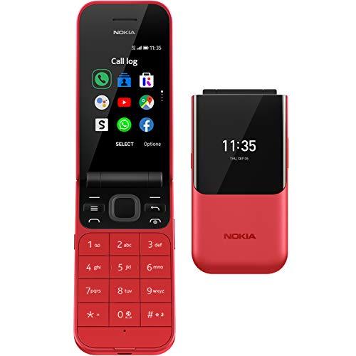 Nokia 2720 Flip (Rojo) Libre sin Branding