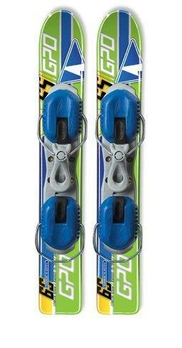 GPO Snowblade Racing Figl - Sci da Corsa, con Attacco GC-001 da 65 cm, per Uomo e Donna