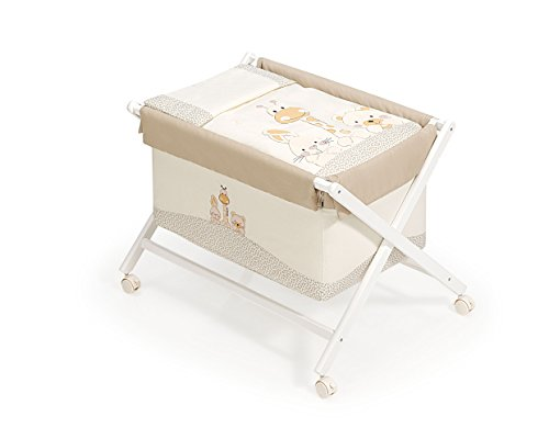 MINICUNA TIJERA INTERBABY FRIENDS BEIGE