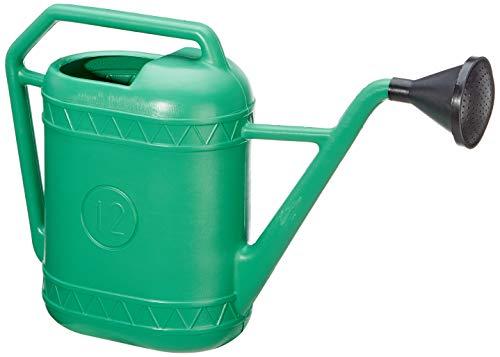 SATURNIA 5080020 Regadera plástico, 12 litros
