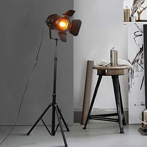 Wandlantaarn, wandlamp van kristalglas, wandlamp spiegellamp, hoofdlamp, retro-verlichting, industriële LED-lamp, statief van ijzer, woonkamerverlichting