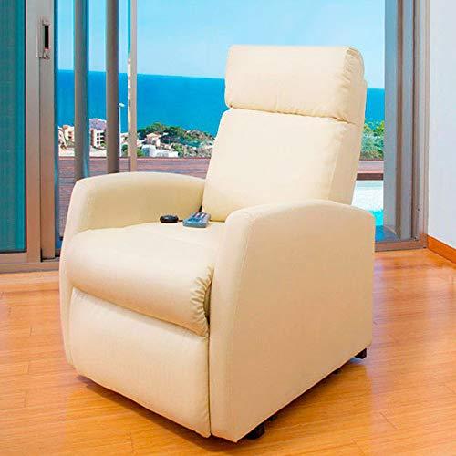 Cecotec Sillón Relax de Masaje Compact...