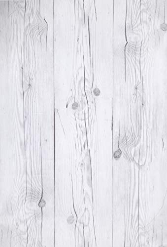 Reclaimed Wood Distressed Wood Panel Wood Grain Self-Adhesive...