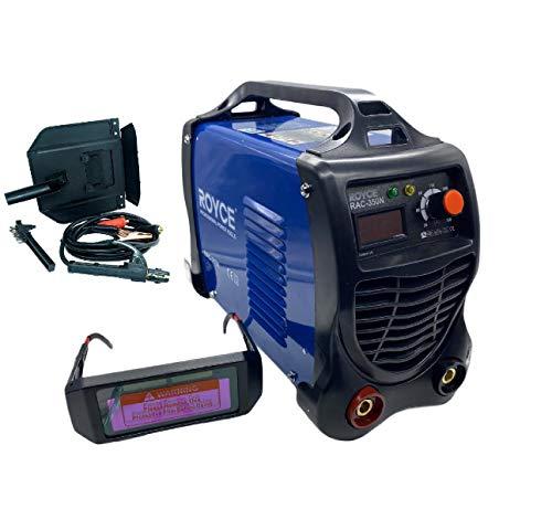 Partenopeautensili® Saldatrice inverter ad elettrodo per saldare saldatura ferro da 350A Con cavi e...
