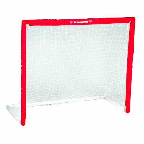 Franklin Sports Hockey Goal - NHL - PVC - 46 x 40 Inch