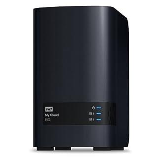 WD 6TB My Cloud EX2 Network Attached Storage - NAS - WDBVKW0060JCH-EESN (B00IJYDMNQ) | Amazon price tracker / tracking, Amazon price history charts, Amazon price watches, Amazon price drop alerts