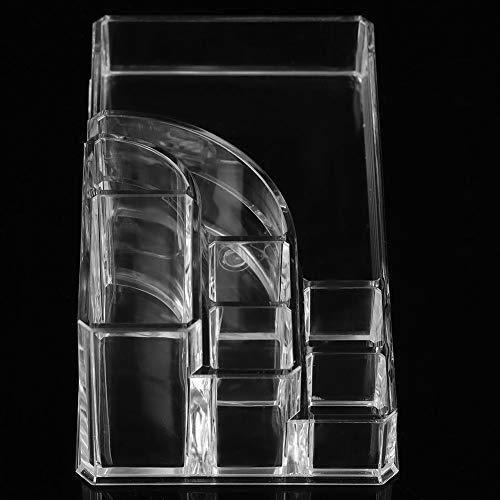 Yivibe Organizador de cajones, Caja de Almacenamiento de Maquillaje, diseño de Mini Capas para Sala de Estar, baño, Tienda de Algunos artículos pequeños, Dormitorio, Escritorio de Cocina