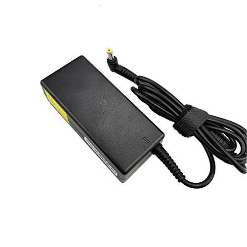 65W 19V 3.42A AC Charger for Acer Aspire E15 A315 V3 A515 F15 V3 R3 E1 E3 ES1 A114 ES1-512 ES1-432 ES1-531 ES1-533 V5 V7 E5-573 E1-532 E1-731 F5 Laptop Power Supply Adapter Cord