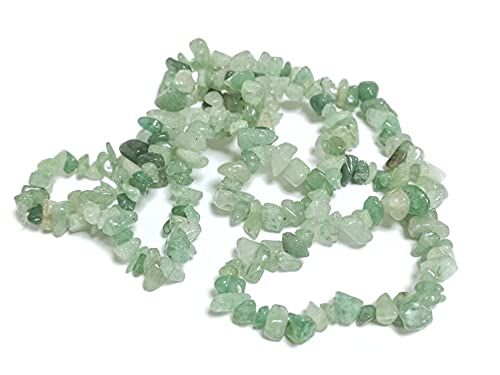 Charming Beads Avventurina Perline Verde Chips 5mm-8mm Lungo Fili di 240+