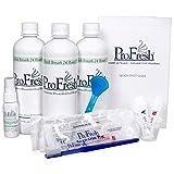 ProFresh BreathCare System Starter Kit - 3 Bottles with...