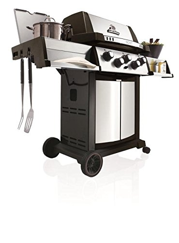 Broil King Signet 390 Model 2015