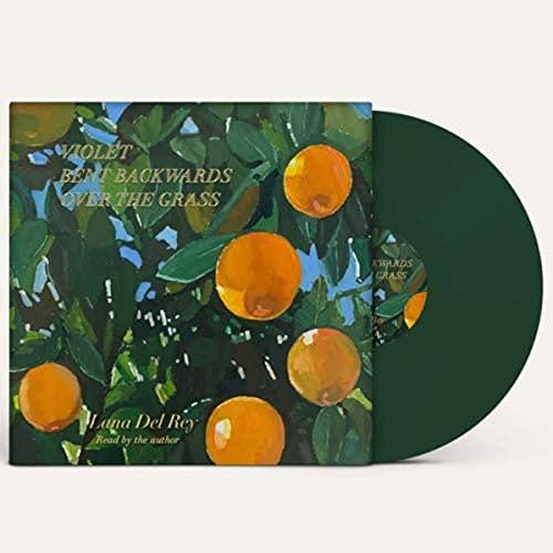Violet Bent Backwards Over the Grass (Dark Green Vinyl) [Vinyl LP]