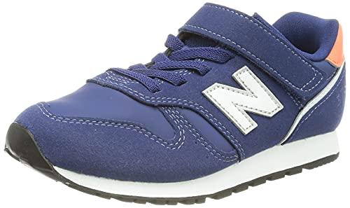 New Balance YV373V2 Sneaker, Natural Indigo, 36 EU