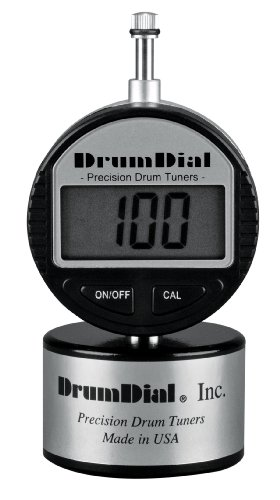Drum Dial Digital Precision Drum Tuner with Carry Case