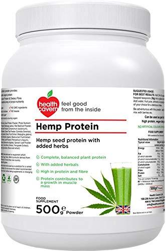 Health Cavern Hemp Protein
