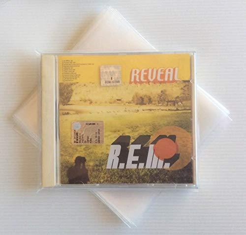 lo specchio del rock Bustine PPL Cristallino per CD - Inserimento Custodie Jewel Case - Q.Ta 100 -