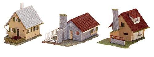 FALLER 232221 - 3 Einfamilien-Häuschen