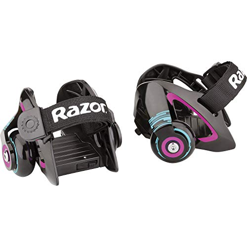 Razor Jetts Purple Heel Wheels For $15 From Amazon After $15 Price Drop