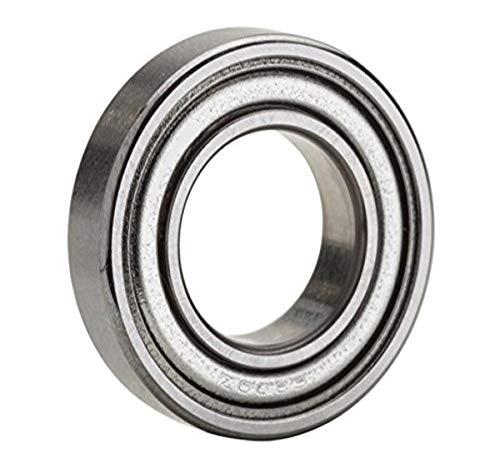 NTN Bearing 63/22ZZ Single Row Deep Groove Radial Ball Bearing, Normal Clearance, Steel Cage, 22 mm Bore ID, 56 mm OD, 16 mm Width, Double Shielded