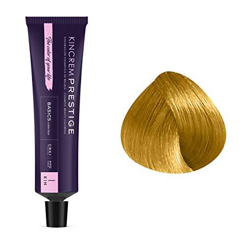 Coloration permanente enrichie à la kératine 9.3 - Blond Très Clair Doré Kin Cosmetics