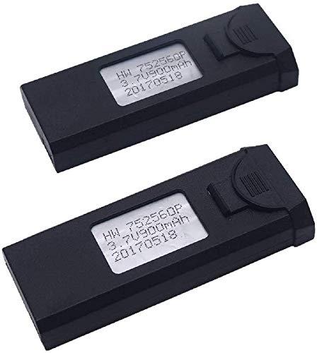 YUNIQUE ESPANA- 2 Piezas Batería Recargable del LiPo de 3.