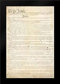 Best constitution framed print Reviews