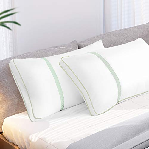 BedStory Pillows for Sleeping 2 Pack King Size,...