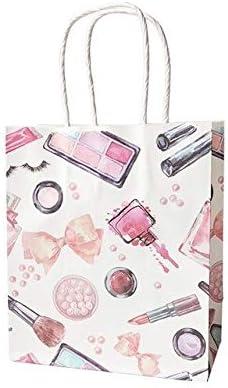 TranTran TPT 10 Pcs lot 15x18cm Bag Manufacturer OFFicial Las Vegas Mall shop With Handle Small Gift paper