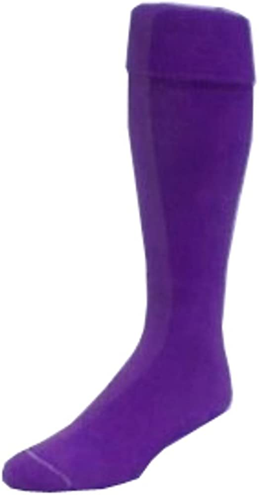 Heavyweight tube-sock for athlete's, ADULT size in 22 colors