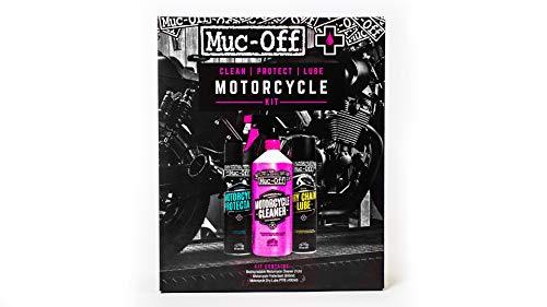 Preisvergleich Produktbild Muc-Off Reiniguns Kit Basis Moto