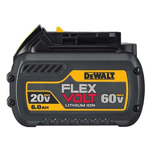 DEWALT Bateria 20v - 60v Flexvolt Li-ion 6ah DCB606